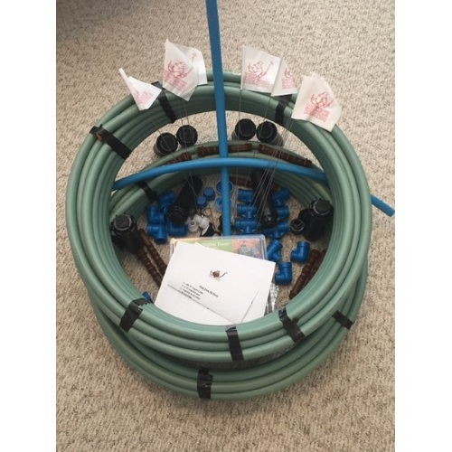 Redneck Irrigation Kit 2-- Up to 12,500 sq feet of Lawn Maintenance