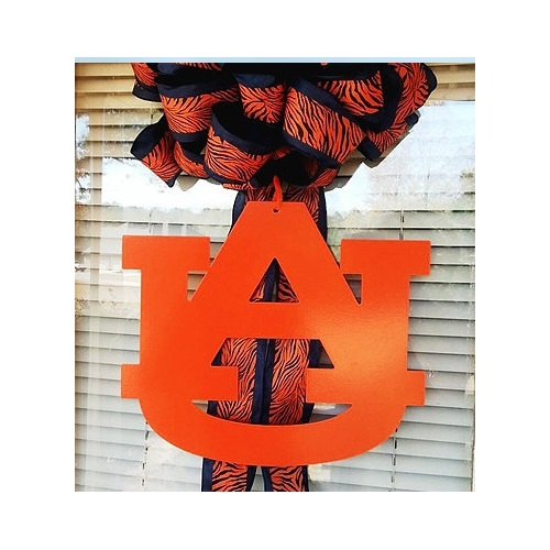 Auburn University Logo Wall Decor Hanging