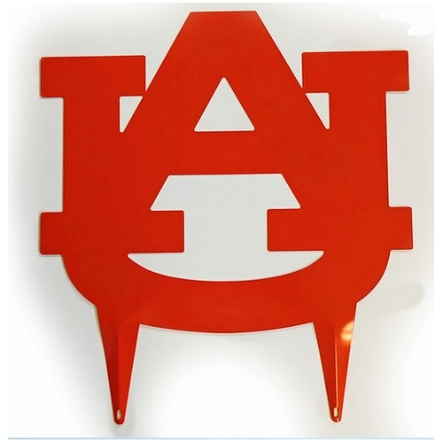 Auburn University Logo Yard Art