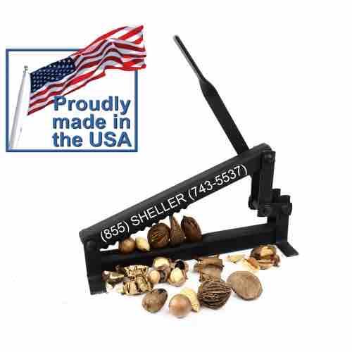 Get Crackin' Macadamia Nut Cracker